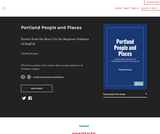 Portland People and Places: Stories from the Rose City for Beginner Students of English