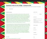 Guyanese Creole