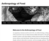 ANTH 2140: Anthropology of Food