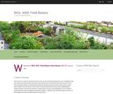BIOL 4001: Field Botany