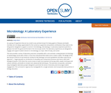 Microbiology: A Laboratory Experience