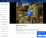 Bellini's St. Francis