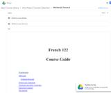French II (FRCH 122)