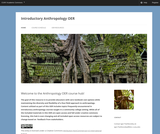 Introductory Anthropology OER