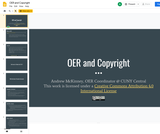 OER and Copyright