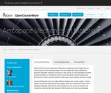 Aerospace Mechanics of Materials