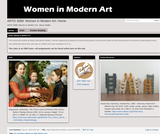 ARTD 3089: Women in Modern Art