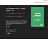 Mt Hood Community College Biology 101