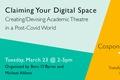 Three Steps to Claim your Digital Workspace