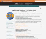 Agricultural Business Model