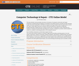 Computer Technology & Repair Model