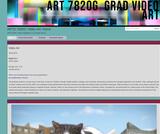 ARTD 7820G: Video Art