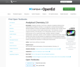 Analytical Chemistry 2.0