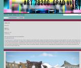 ARTD 7820: Video Art