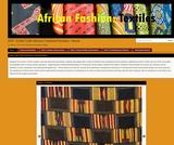 ART 3195/7196 African Fashion/Textiles