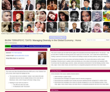 BUSN 7255X/PSYC 7247G: Managing Diversity in the Global Economy