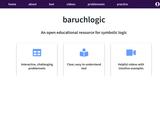 Baruch Logic