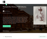The Early Short Stories of Edith Wharton