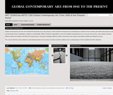 ART 3169/Grad ARTD 7165 Global Contemporary Art: From 1945 to the Present